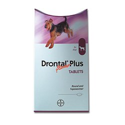 Drontal Worming Tablets For Dogs Uk