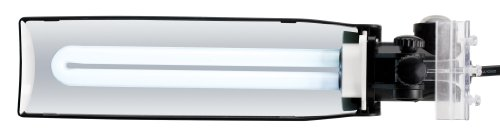 exo terra pt2234 schildkroeten beleuchtungseinheit uvb fixture inklusive 11w uvb lampe pets. Black Bedroom Furniture Sets. Home Design Ideas