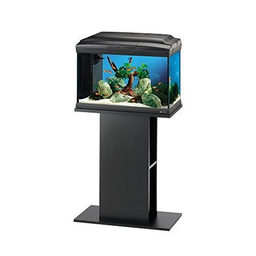 ferplast cayman 50 professional aquarium 52 x 27 x 38 cm 40 liter black pets lovers top store. Black Bedroom Furniture Sets. Home Design Ideas