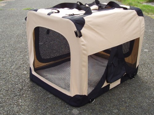 Large Fabric Dog Crate Uk
