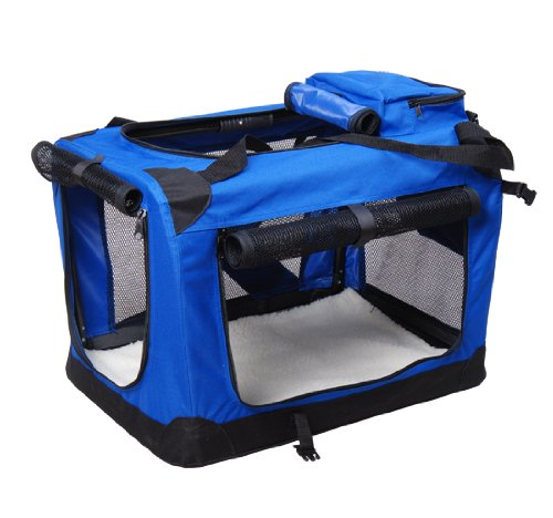 New Folding Fabric Soft Portable Pet Dog Cat Crate Puppy