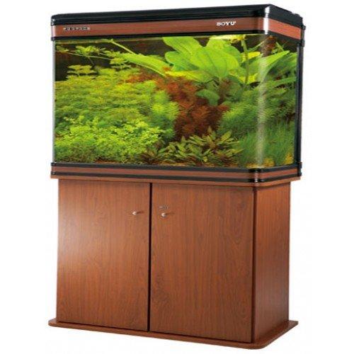 Lz 1200 birch modern cabinet aquarium fish tank marine for Modern fish tanks