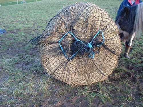 Round Bale Slow Feeder Hay Net Pets Lovers Top Store