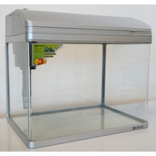 Small nano 28 litre tropical coldwater fish tank for Google fish tank mrdoob